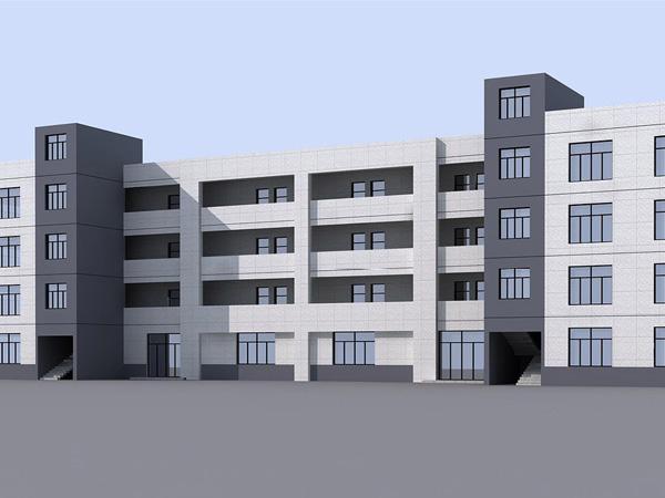 宿舍楼设计图